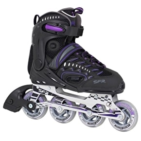 B-Stock SFR RX-XT Inline Skates - Black/Purple - UK 6