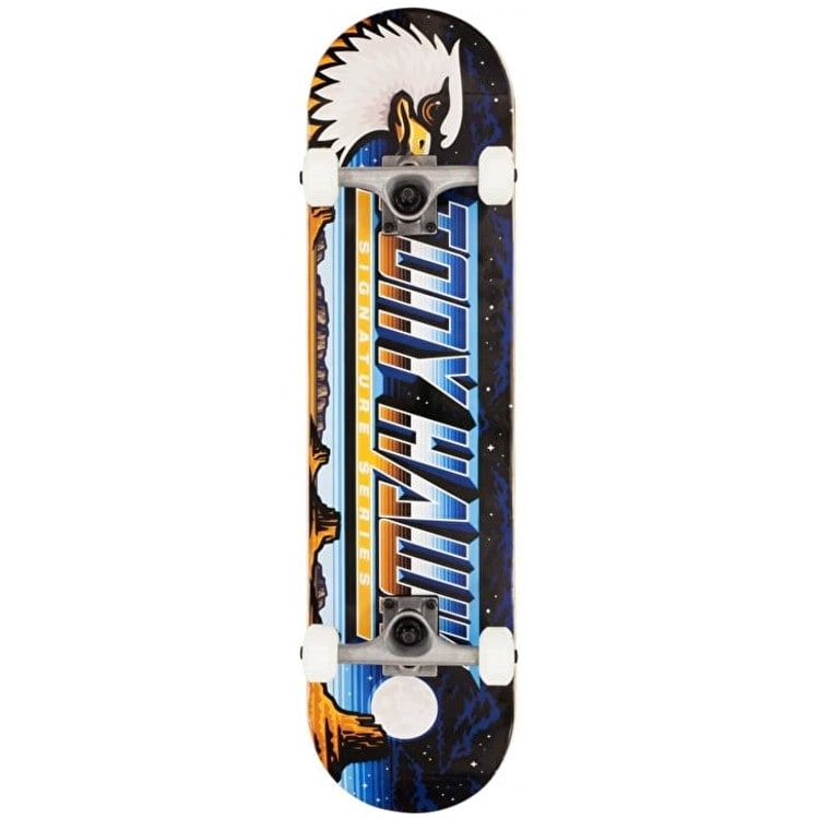 Tony Hawk SS 180 Moonscape Complete Skateboard - Multi 8""