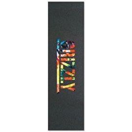Grizzly T-Puds Grip Tape - Orange Tie-Dye
