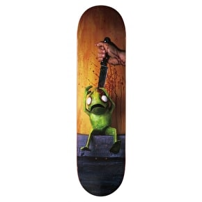 Alien Workshop Stabbing Icon Series Skateboard Deck - 8