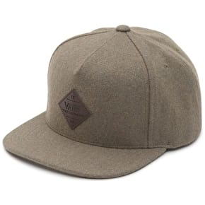 Vans Grove Snapback Cap - Grape Leaf