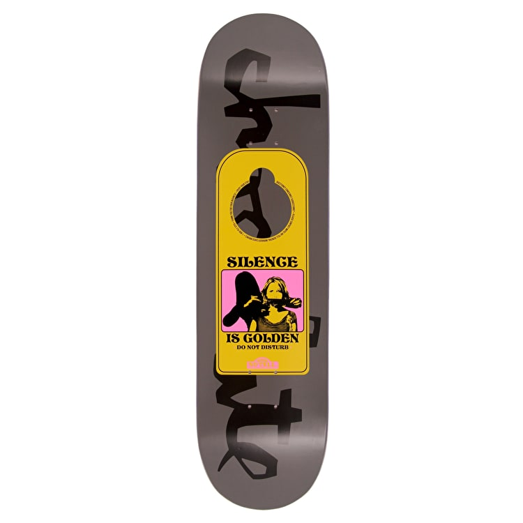 Chocolate Door Hangers Brenes Skateboard Deck - 8.5""
