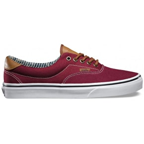 Vans Era 59 Shoes - (C&L) Port Royale/Stripe Denim