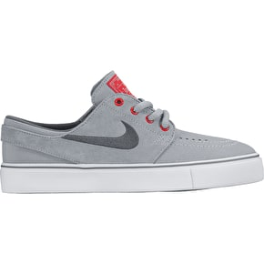 Nike SB Stefan Janoski Kids Shoes - Wolf Grey/Cool Grey