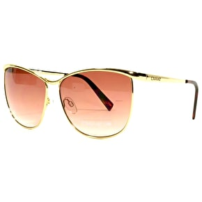 Carve The Amanda Sunglasses - Gold