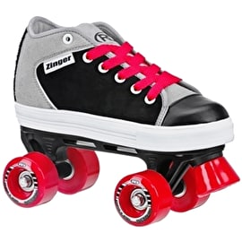 Roller Derby Zinger Quad Roller Skates - Black/Grey