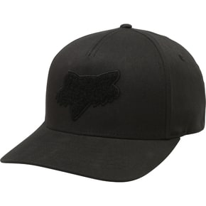 Fox Placate FlexFit Cap - Black