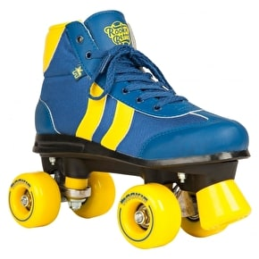 Rookie Quad Skates - Retro V2 Blue/Yellow