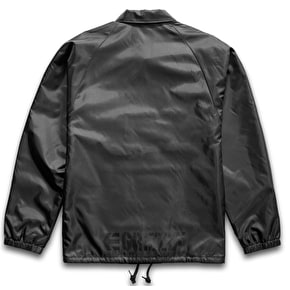 Etnies X Grizzly Coach Jacket - Black