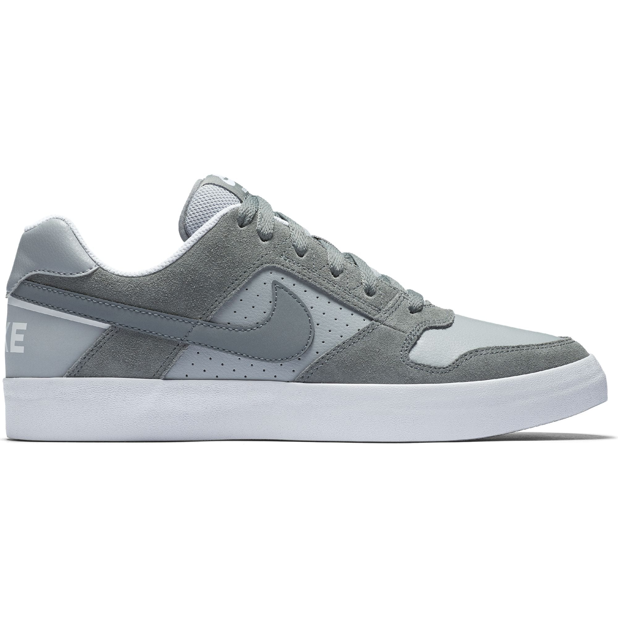 Nike SB Delta Force Vulc Skate Shoes - Cool Grey/Wolf Grey | Nike Skate  Shoes | Nike Trainers UK | Cheap Nike Shoes Online | Skatehut