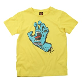 Santa Cruz Kids T-Shirt - Screaming Hand Banana