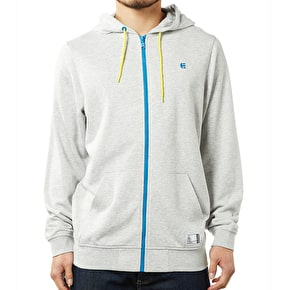 Etnies Classic Zip Hoodie - Grey/Heather
