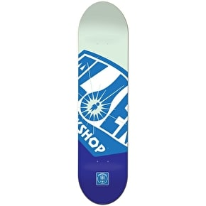 Alien Workshop Skateboard Deck - OG Fuel Co. Blue 8