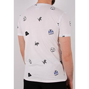 Hype Star Wars Characters T-Shirt - White