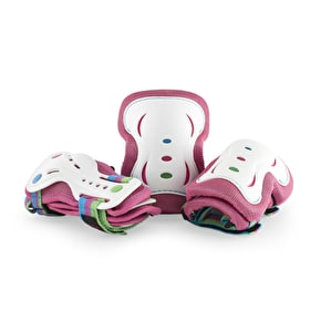 Rio Roller Kids Essential Triple Padset - Candi