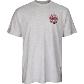 Independent Two Tone T Shirt - Athletic Heather