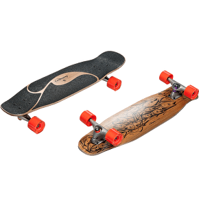 Loaded Poke Longboard