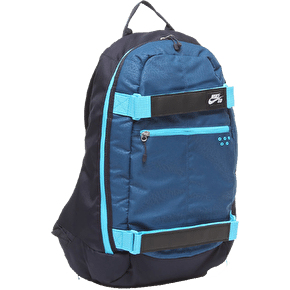 Nike Embarca Backpack - Dark Obsidian/Blue Force
