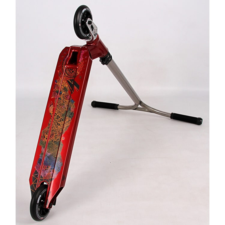 Lucky 2018 Covenant Pro Stunt Scooter - Red