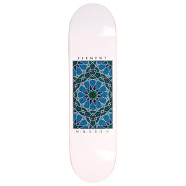 Element Jamila Nassim Skateboard Deck - 8.3