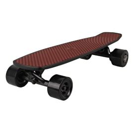 LOU 1.0 Electric Skateboard - Black/Red