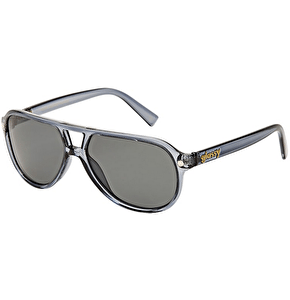 Glassy Sunhaters Haslam - Transparent Grey Polarised