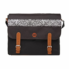 Mi-Pac Messenger Bag - Bandana Black