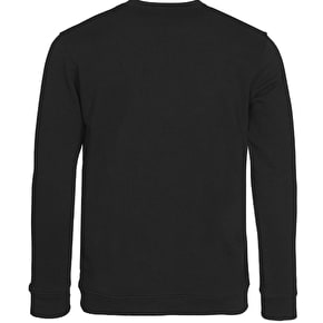 WeSC Crewneck Sweatshirt - Black