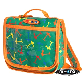 Mini Micro Kids Backpack - Green