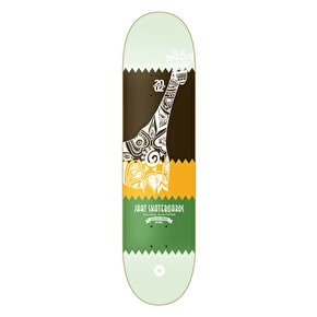 Jart Skateboard Deck - Animals 8