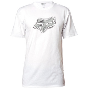 Fox Systematic Premium T-Shirt - Optic White