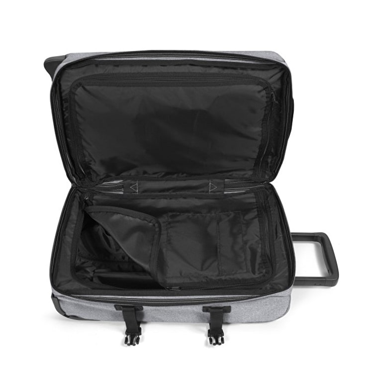 Eastpak Tranverz S Wheeled Luggage - Sunday Grey
