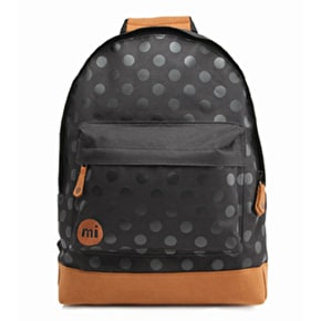 Mi-Pac Backpack - All Polka Dot Black
