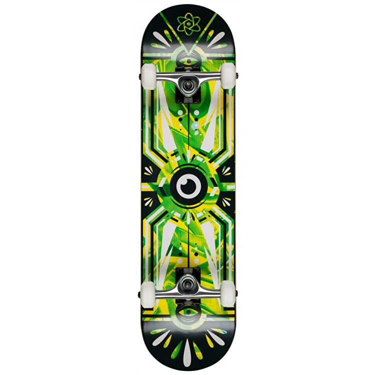 Rocket Surveillance Series Complete Skateboard - Jungle 8""