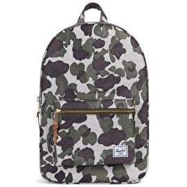 Herschel Settlement Backpack - Frog Camo
