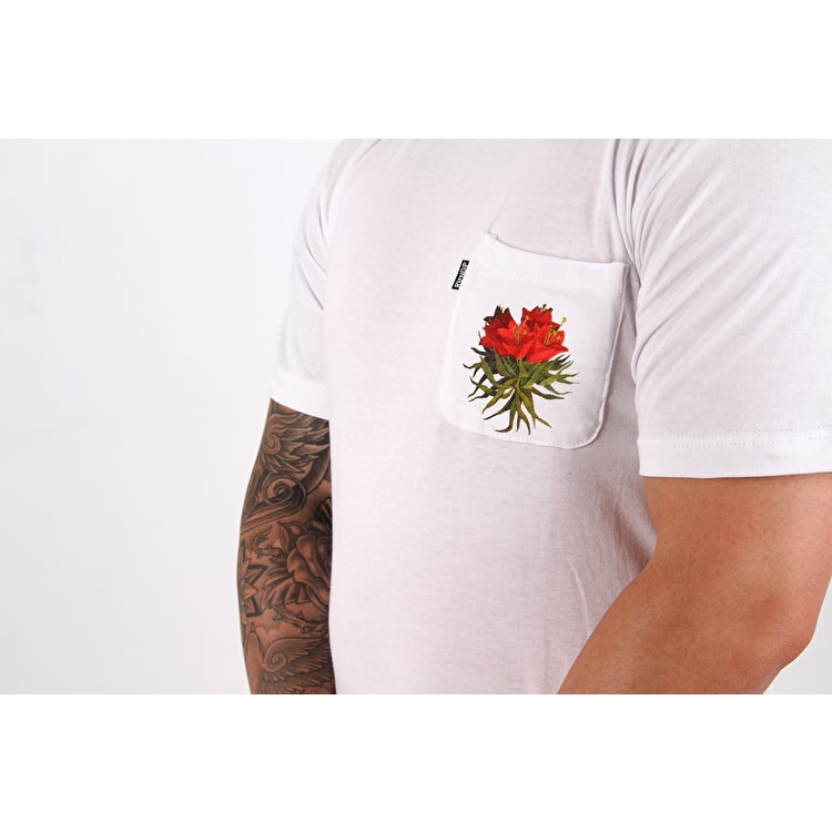 RIPNDIP Bouquet T Shirt - White