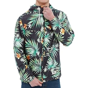 Vans Woodberry Jacket - Black Decay Palm