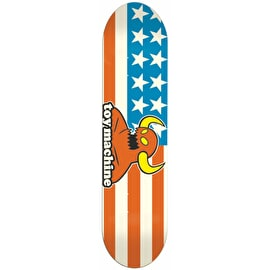 Toy Machine American Monster Skateboard Deck - 7.875