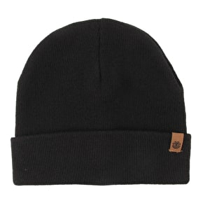 Element Carrier II Beanie - All Black