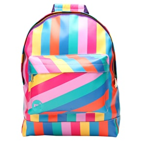 Mi-Pac Backpack - Stripe Multicoloured