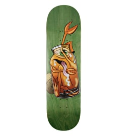 Toy Machine Crusher Jar Skateboard Deck - Axel 8.375