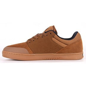 Etnies Marana Skate Shoes - Brown/Navy/Gum
