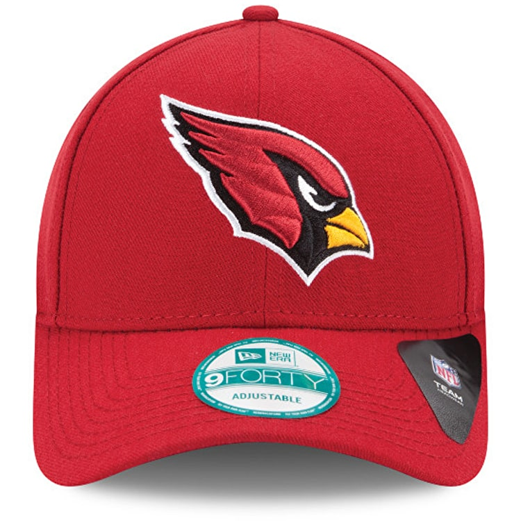New Era Arizona Cardinals NFL The League 9FORTY Cap - Red