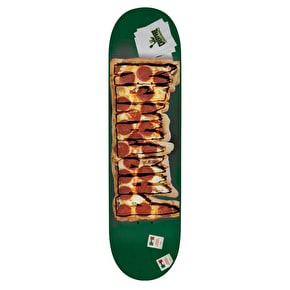 Creature Skateboard Deck - Pro Logo Partanen - Green 8.2''
