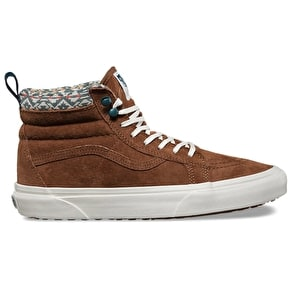 Vans Sk8-Hi MTE Womens Shoes - Monks Robes/Blanc