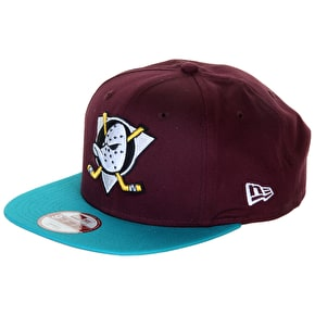 New Era NHL 950 Snapback Cap - Anaheim Mighty Ducks