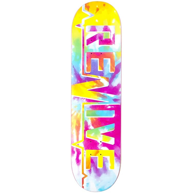 ReVive TieDye Lifeline 18' Skateboard Deck