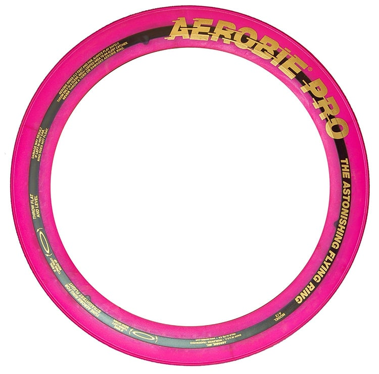 "Image of Aerobie 10"" Sprint Ring Frisbee"