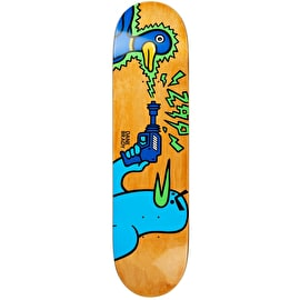 Polar Brady Kvaak Zap Kvaak Skateboard Deck 8.125
