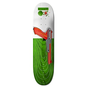Plan B Pro Spec Cole Heat Skateboard Deck - 8.375